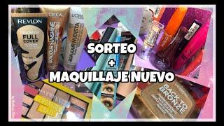 MAQUILLAJE NUEVO + SORTEO CON AVON || JackyePeralta