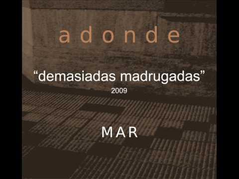 Adonde - Mar