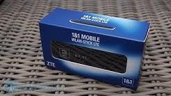 Test: ZTE MF79 1und1 Mobile WLAN-Stick LTE