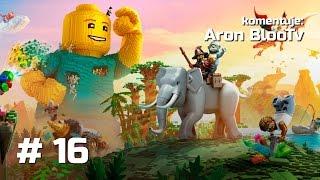 Zagrajmy w Lego Worlds #16 Egzotyczne Zwierzęta
