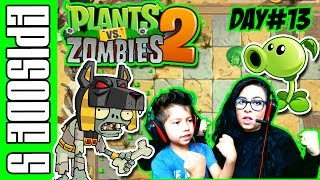 Plants Vs Zombies 2 - PVZ2 Gamepaly Walk Through - EPISODE 5 (PVZ2 : ITS ABOUT TIME)