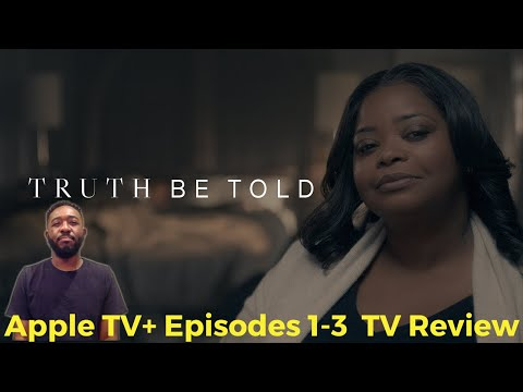 Truth Be Told Apple TV+ Premiere Review