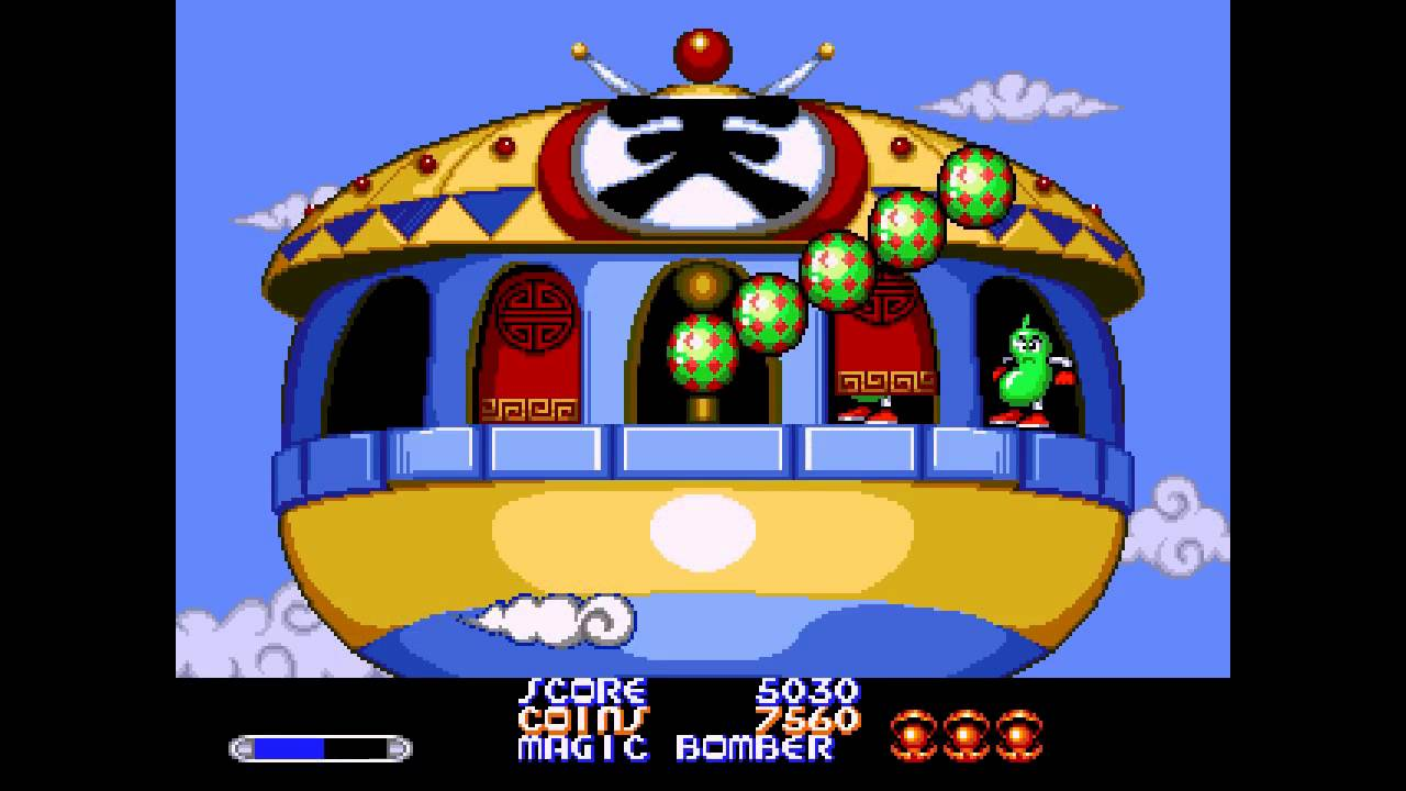 Chiki Chiki Boys Videos for Genesis - GameFAQs