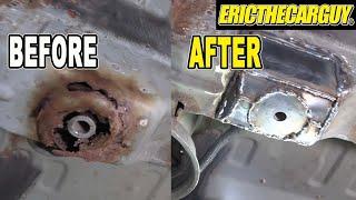 How To Repair Stru¢tural Rust Damage