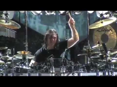 """Dream Theater """"Mike Mangini Drum Solo"""" - Live at Pompano Beach, FL ..."""