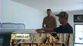 Part 6 of 6 - How to Videos Truck Camouflage Install - Official Camoclad Video