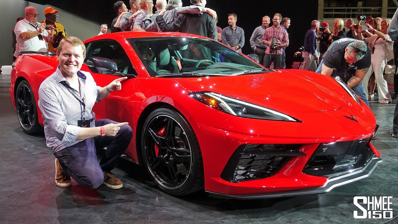 Check Out The New 2020 Corvette Stingray First Look