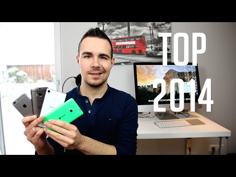 Meine Top Smartphones 2014 (Deutsch) | SwagTab