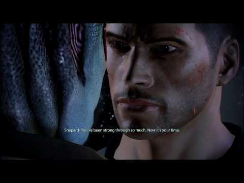 Mass Effect 2 - Samara Romance with MALE (default) Shepard