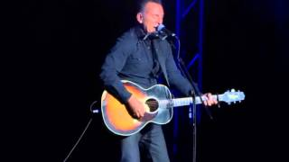 1/7  For You - Bruce Springsteen @ Stand Up For Heroes 2015