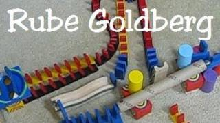 Rube Goldberg Machines by Hevesh5
