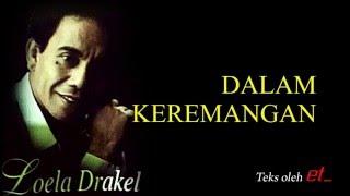 Loela Drakel - Cinta Pramuria ( karaoke tanpa vokal )