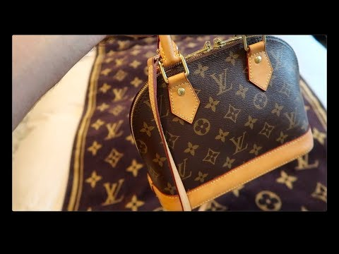 LIVE TUTORIAL: HOW TO CLEAN YOUR LOUIS VUITTON BAGS DURING SUMMER | PERFECT PATINA SHOWN PROPERLY!