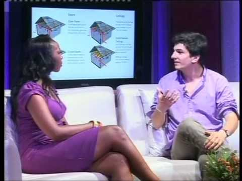Bridge Afrika TV: Maxine Moffett and Geraud Bablon talk about Malaria.flv