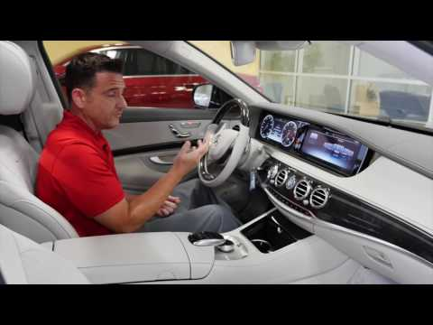 Overview of the 2016 Mercedes-Benz S-Class S550 - from Mercedes Benz of Arrowhead