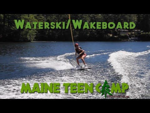 Free teen watersports