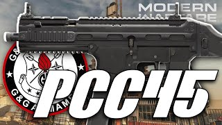 Airsoft Striker 45 From Modern Warfare! - G&G PCC 45 SMG Unboxing/Overview