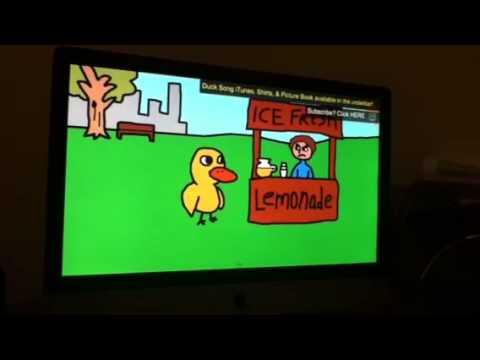 Duck song 9