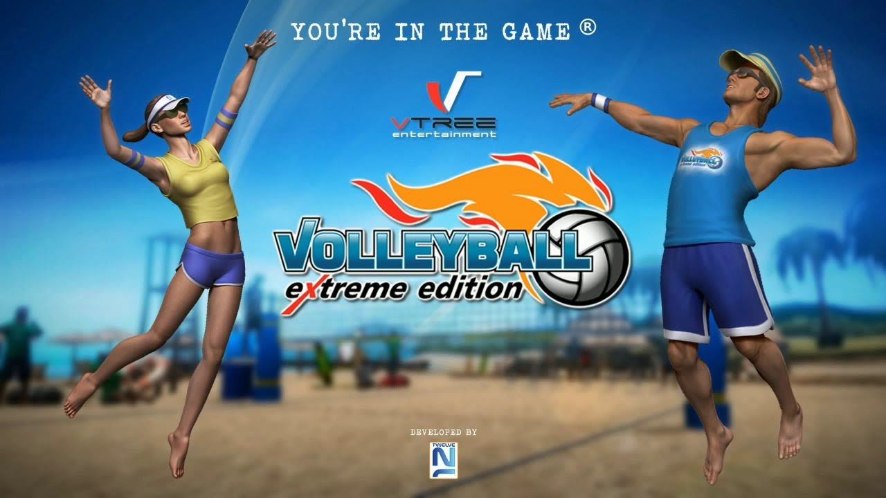Volleyball Extreme Edition Android GamePlay Trailer (HD) [Game For ...