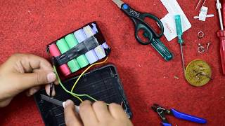 DIY Power Bank for Laptop|| Laptop charger DIY|| Portable charger for laptop by Innovative ideas