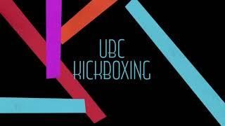 UBC KickBoxing 2021