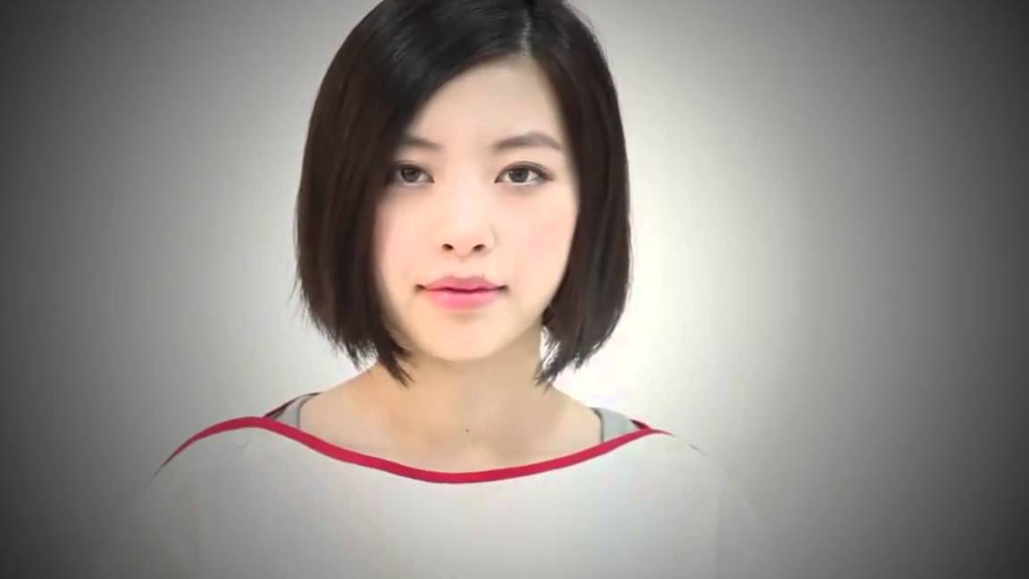 short hair tutorial asian easy