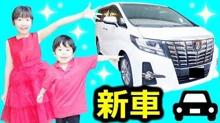 ★「新車が来たよ~!」アルファード特別仕様車タイプブラック!新旧比較レビュー!★TOYOTA ALPHARD TYPE BLACK★