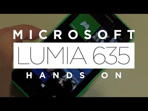 [Hands On] Nokia Lumia 635 (en español)