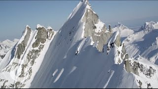 Snow Skiing - Skiers Tame Alaska's 'Magic Kingdom' - Extreme Skiing Video | The New York Times