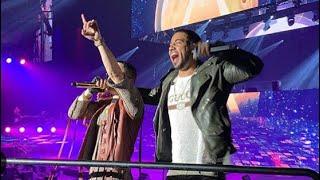 Romeo Santos invitado sorpresa de Wisin y Yandel en Puerto Rico