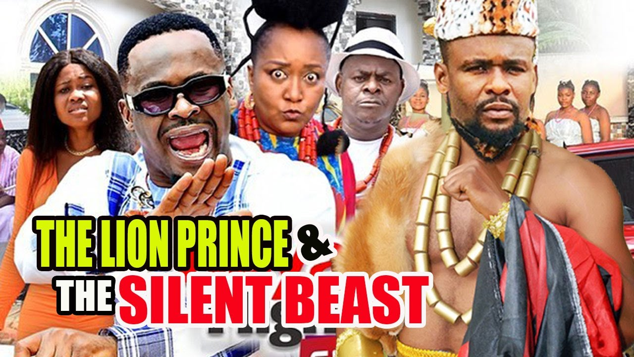 Download The lion prince & the Silent Beast -New Movies} Zubby Michael & Ebele Okaro Latest Nollywood Movies.