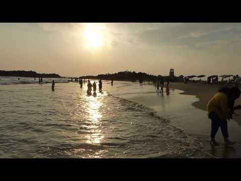 2017.03.27 The beautiful Lighthouse Beach, Kovalam , Kerala, India - 03