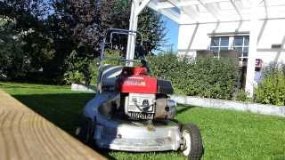 Honda HR21-5 lawnmower
