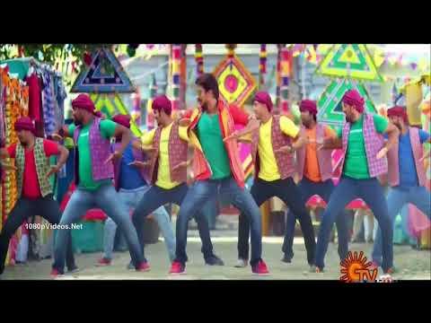 Lalaa Kadai Saanthi - HDTV 1.24 Min Song - Saravanan Irukka Bayamaen 1080p .mp4