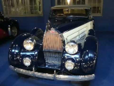 Museu Cidade Do Automóvel - Mulhouse - França