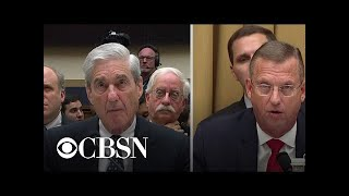 "Mueller found ""insufficient evidence"" that Trump was culpable in Russian meddling"