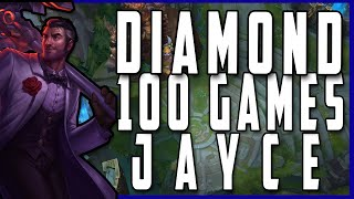 Jayce Guide - Diamond in 100 games or less!
