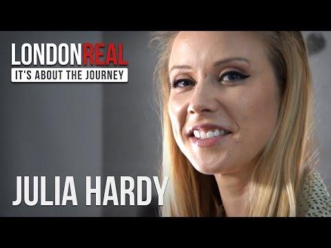 Julia Hardy - Girl Got Game - PART 1/2 | London Real