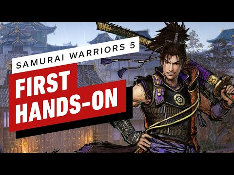 Download Samurai Warriors 5 - Hands-On Preview of the First Two Chapters
