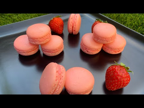 macarons-faciles:-recette-inratable!!
