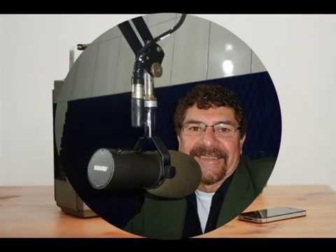 Juarez Di Oliveira em 1991 na Radio Guararema,