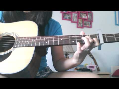 A Thousand Years fingerstyle guitar cover (tabs)
