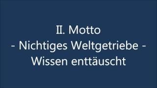 Adolf Kern: Sechs a capella Chöre aus dem Buch des Predigers