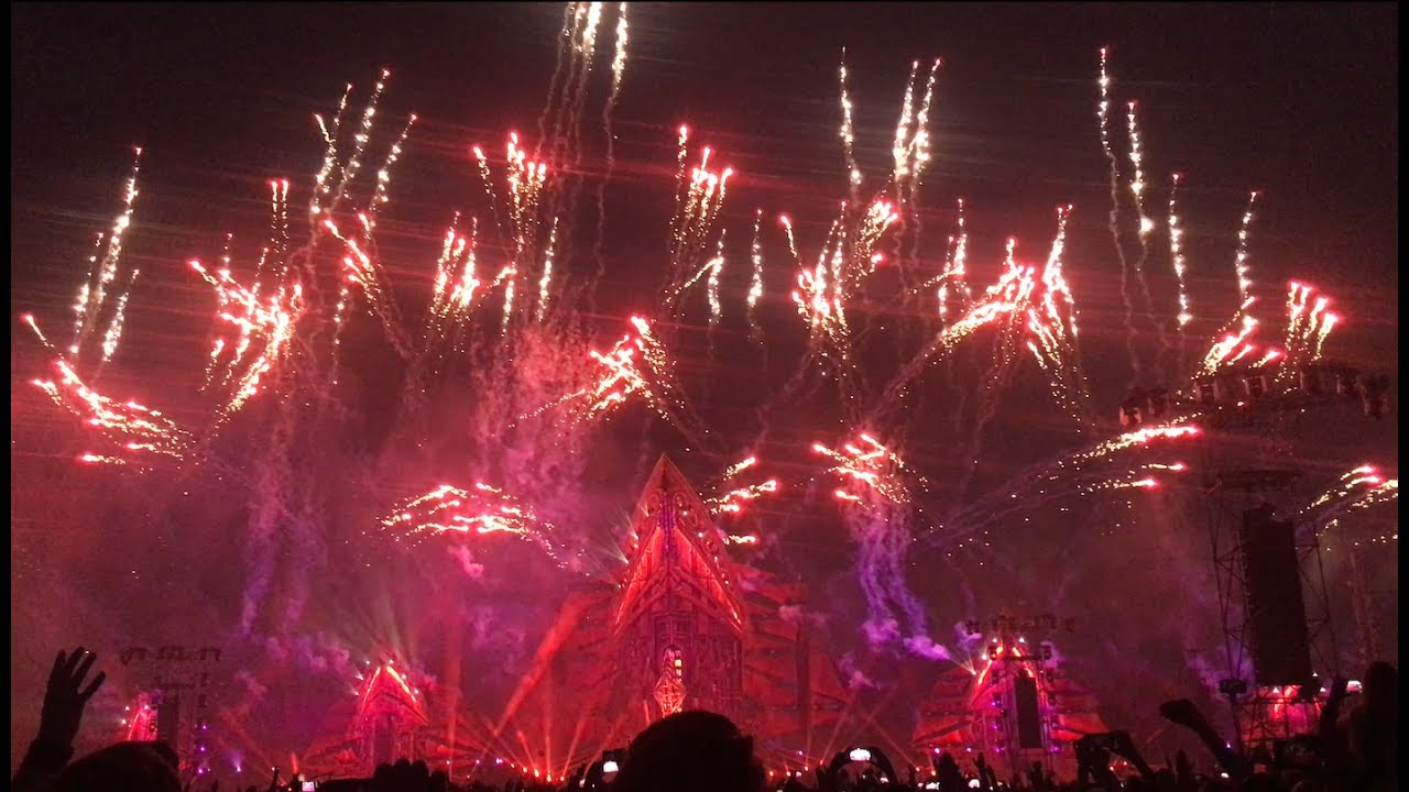 Full Endshow - Defqon 1 2017 Victory Forever - 4K