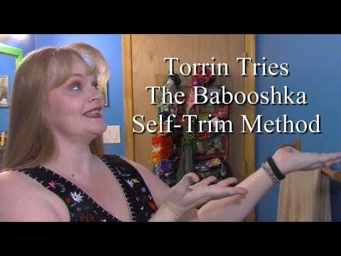 Torrin Tries The Babooshka Self-Trim Method