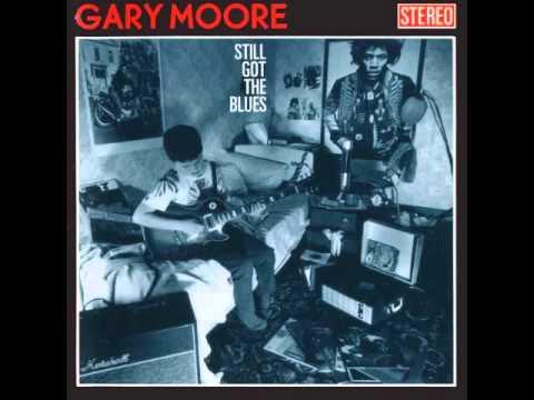 Gary Moore - Still got the blues (full album)