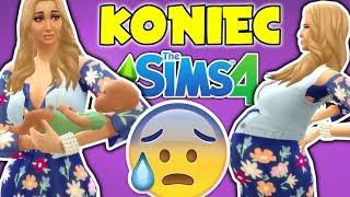THE SIMS 4 CHALLENGE 100 DZIECI # KONIEC