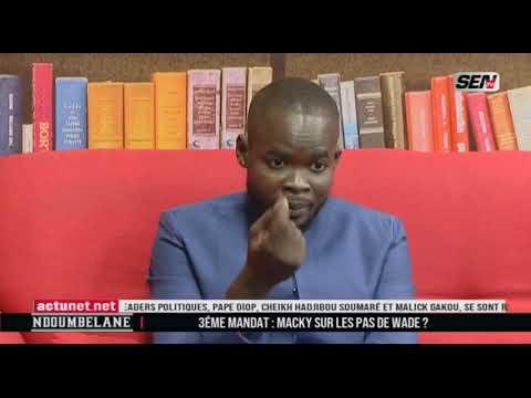 NDOUNBELAN - Débat sur le 3e mandat de Macky Sall avec Thia