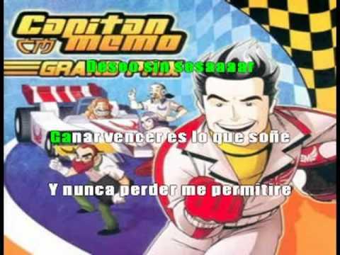 Karaoke Capitan Memo - Grand Prix Oppening