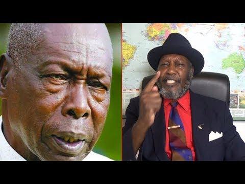 We Toppled Moi in 1982 to Liberate Kenya  Martin Ngatia